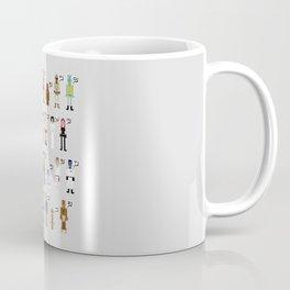 St_ar_Wars Alphabet 2 Coffee Mug