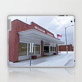 City Hall - Ironton, Missouri Laptop & iPad Skin