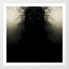 The Lurking Fear I Art Print