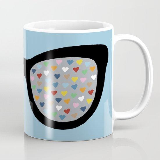 Heart Eyes Mug