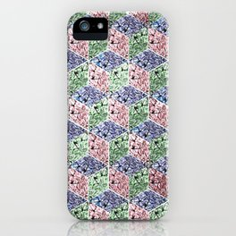 Jackson Pollock Vs Jeff Koons iPhone Case
