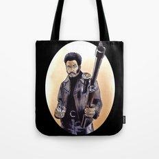John Shaft (Are You Man Enough?) Tote Bag