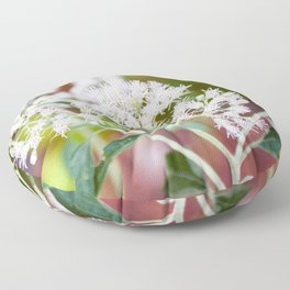 Spindle Floor Pillow