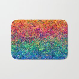 Fluid Colors G249 Bath Mat