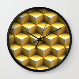 Blocks N8 Wall Clock