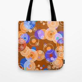 Hot Bubbles Tote Bag