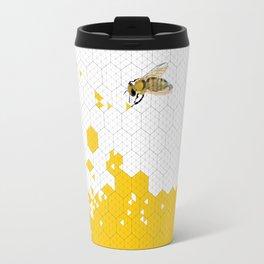 Honey, Please! Travel Mug