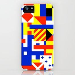 Sail iPhone Case