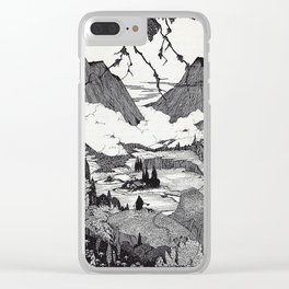 Tales of Mystery and Imagination - Harry Clarke Clear iPhone Case
