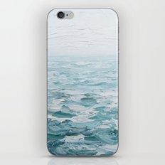 Foggy Seas No. 2 iPhone & iPod Skin