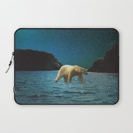 Polar Bear Laptop Sleeve