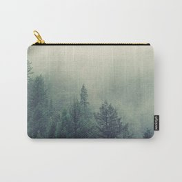 My Peacful Misty Forest Carry-All Pouch