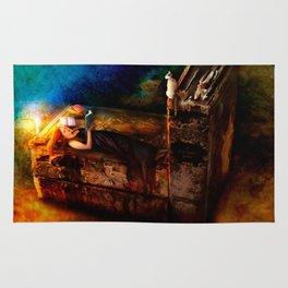 Ex Libris - A Book Lover's Dream Rug