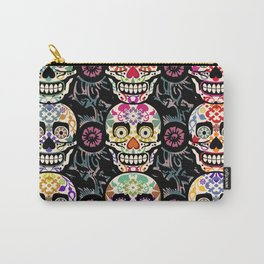 Happy calaveras Carry-All Pouch