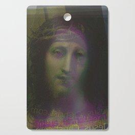 Jesus Christ.com Colour Cutting Board