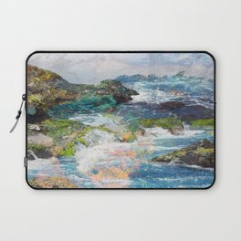 Coastlines Laptop Sleeve