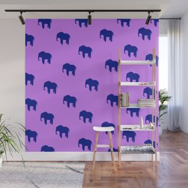 The Little Elephant 4 Wall Mural