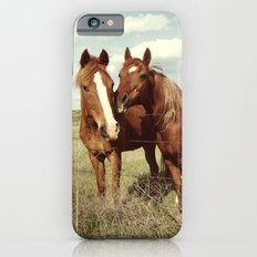Horse Affection Slim Case iPhone 6s