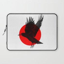 Red Raven Laptop Sleeve