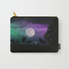 Creatures of Habit Carry-All Pouch