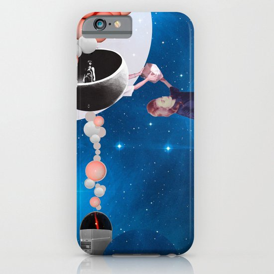Space Flight iPhone & iPod Case