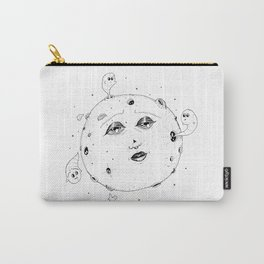 Head Fulla Spirits Carry-All Pouch