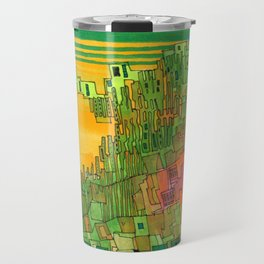 Seaweed City Travel Mug