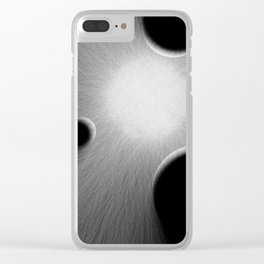 Rays 01 Clear iPhone Case