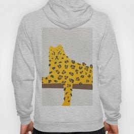 Leopard Lazy Hoody