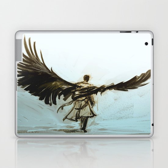 A Lonely Road Laptop & iPad Skin