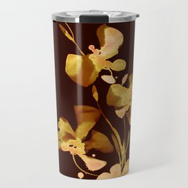 Organic Impressions 334zo by Kathy Morton Stanion Travel Mug