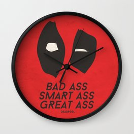 Smart, Sexy and Great Wall Clock