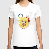 sailor venus T-shirts featuring Sailor Venus by artwaste
