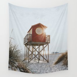 Summer at the beach - Landscape and Nature Photography Wall Tapestry