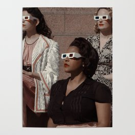Stereoscopic 2 Poster