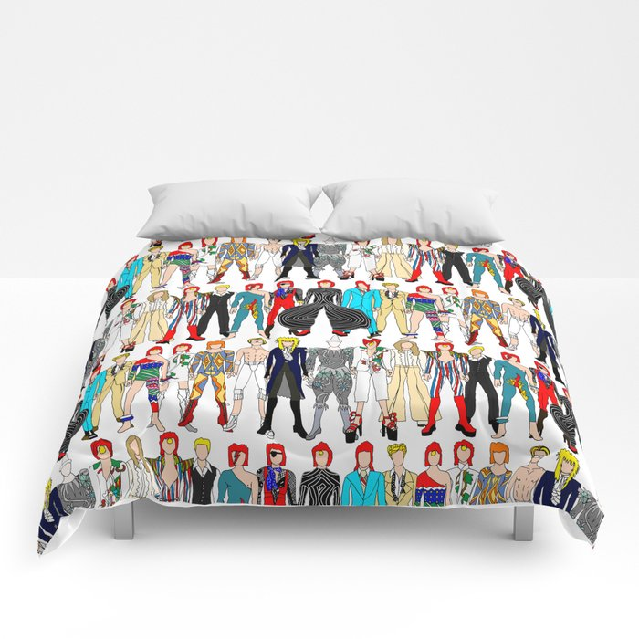 Heroes Labyrinth Comforters