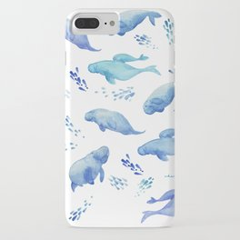 dugong iPhone Case
