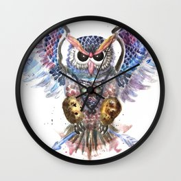 The Brave Wall Clock