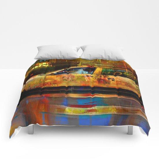 Missed cab  Comforters