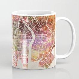 Tokyo map Coffee Mug