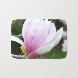 Sweet Magnolia In Springtime Bath Mat