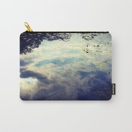 Reflection and water Carry-All Pouch