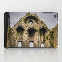 ruben ireland iPad Cases featuring Castle, Ireland by Ashley Hirst Photography