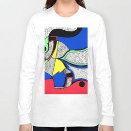 Print #8 Long Sleeve T-shirt