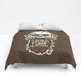 Hipster is dead! Comforters