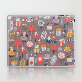 Big top treats. Funny Circus Laptop & iPad Skin