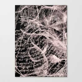 Vuelvo a mí XV Canvas Print
