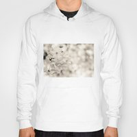 cherry blossoms Hoodies featuring cherry blossoms by hannes cmarits (hannes61)