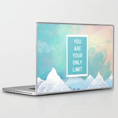Your Only Limit Quote Laptop & iPad Skin