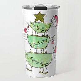 Turtle Tree Travel Mug